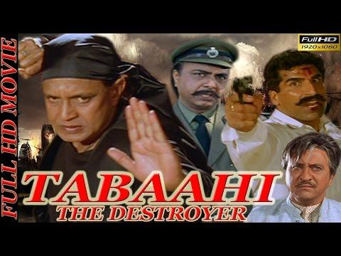 Xxx Mp4 Tabaahi The Destroyer 1999 Mithun Chakraborty Ayub Khan Indira Divya Dutta Full HD Movie 3gp Sex