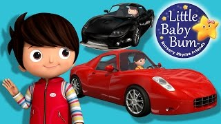 Driving In My Car Song | Part 3 | Nursery Rhymes | Original Songs By LittleBabyBum!