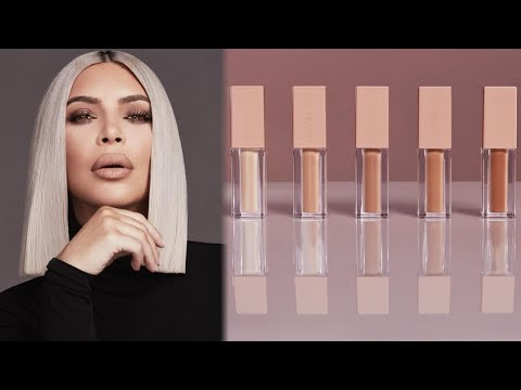 Xxx Mp4 Kim Kardashian CALLED OUT For New KKW Concealer Shade Range 3gp Sex