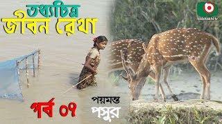 দেখুন, সুন্দরবনের পসুর নদীর রূপ বৈচিত্র   তথ্যচিত্র - জীবন রেখা   Jibon Rekha   Ep 07