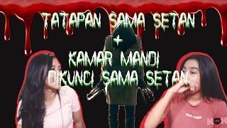SHOCKING PARANORMAL EXPERIENCE (UNBELIEVABLE!!!) + BONUS!?!?! (Bahasa Indonesia) | Nadia and Keisha