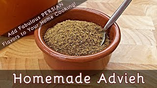 How to Make Advieh - The Flavour-Packed Iranian Spice Mix