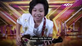 Behind the Curtain with Feng E – VOTE NOW | Asia's Got Talent 2017