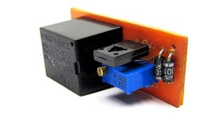 Auto turn off for battery charger