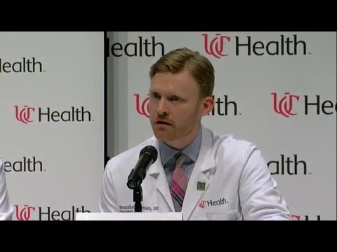 Doctors update public on Otto Warmbier's health