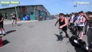 Loco Box Battle : CJ Wellsmore vs Roman Abrate