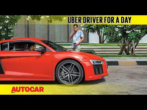 Xxx Mp4 Uber Driver For A Day In An Audi R8 Feature Autocar India 3gp Sex