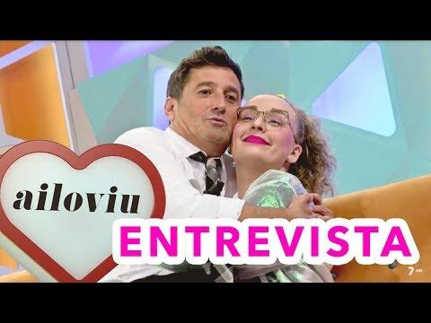 Xxx Mp4 La Loli Entrevista AILOVIU La7 TV Con Antonio Hidalgo 3gp Sex