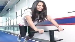 Anushka Shetty GYM Workout Video - Rana Daggubati - Size Zero Full Movie