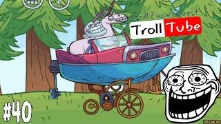 Troll Face Quest Video Memes Level 40 - The End Walkthrough