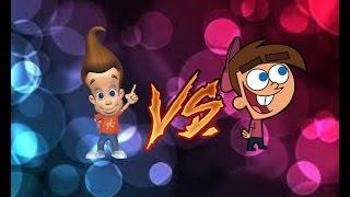 Jimmy neutron vs timmy turner(7minutoz)