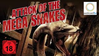 Attack of the Mega Snakes  (Horrorfilm | deutsch)