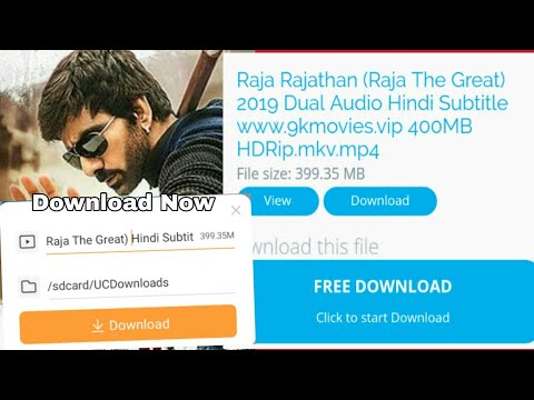 Xxx Mp4 1080p Download Now Raja The Great Hindi Dubbed Full Movie 2019 Download Now 3gp Sex