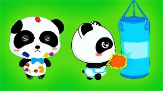 Baby Panda Good Habits | Children Learn and Have Fun |  Educational Game For Kids