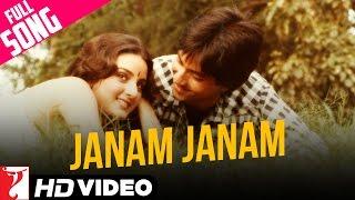 Janam Janam - Full Song HD | Faasle | Rohan Kapoor | Farah