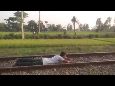 Extreme crazy train stunt  bd boys