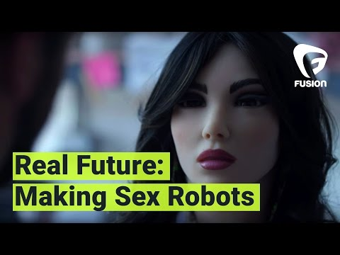Xxx Mp4 Real Future The Man Making Sex Robots For The Masses Episode 6 3gp Sex