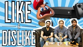 LIKE & DISLIKE: Xbox One X, Super Mario Odyssey, Call of Duty: WWII (otra vez)...