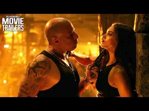 Xxx Mp4 XXx Return Of Xander Cage New Trailer Vin Diesel Is Back In Action 3gp Sex