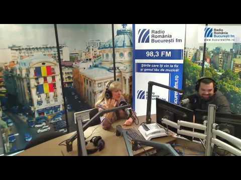Stela Enache la BucurestiFM