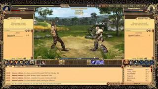 Dragon Eternity - gameplay