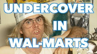 Undercover Volunteer Cop!