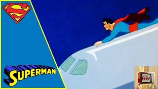 SUPERMAN I 1940s CARTOON | THE BULLETEERS