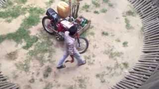 Magic show bike made in Bangladesh