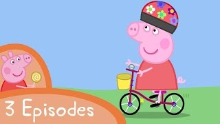 Peppa Pig - Exercise with Peppa (3 episodes)