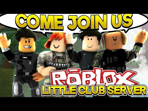 ROBLOX FACECAM PHANTOM FORCES THE LITTLECLUB SERVER Little Baby Max Games & Gaming