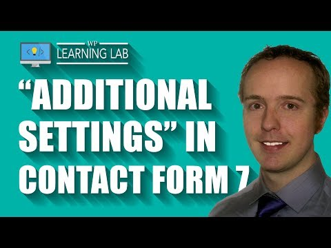5 Contact Form 7 Additional Settings You May Not Know About