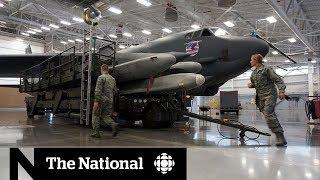 U.S. revives Cold War-era planes to defend America