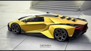 Cars Review : The Lamborghini Forsennato Would Be A Proper Raging Bull    If It Was Real