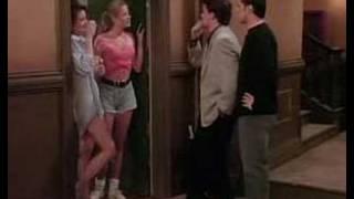 Joey Chandler and Hot Neighbors