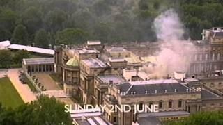 2002: Osmond presents the Golden Jubilee.