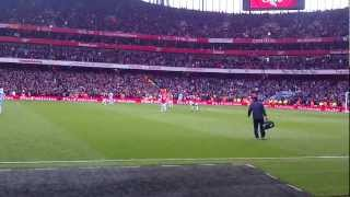 Arsenal V Man City - Nasri Whats the score - Ballotelli.3GP
