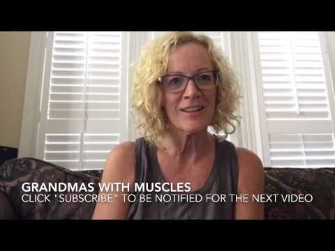 Welcome to Grandmas with Muscles