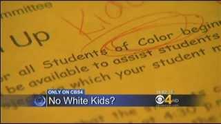 School Bans White Children From Tutoring Program
