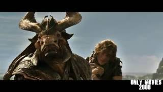 Gods of Egypt - Lake Fight HD