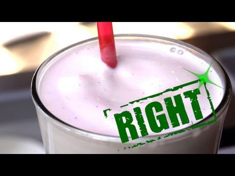 How to Make the Ultimate Thick Creamy Milk Shake You re Doing It All Wrong