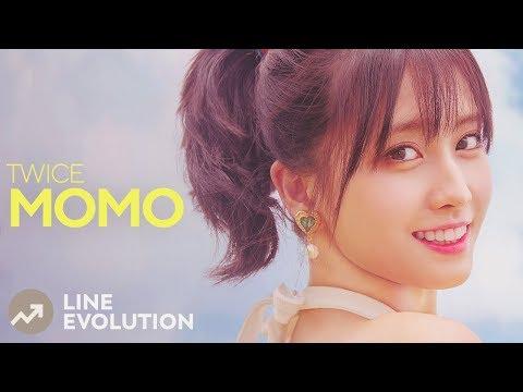TWICE - MOMO (Line Evolution) • JUL2018