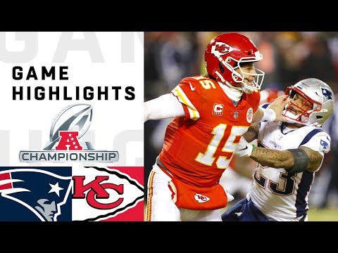Xxx Mp4 Patriots Vs Chiefs AFC Championship Highlights NFL 2018 Playoffs 3gp Sex
