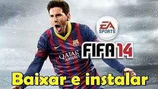 Como baixar e instalar FIFA 14 #BEM EXPLICADO (sem root) 2015