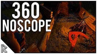 360 No Scope + Cannibal Killing Spree! - The Forest Multiplayer w/ Vuxxy #5 (Season 2)