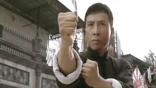 El Maestro de Bruce Lee   Ip Man vs  El General Muira
