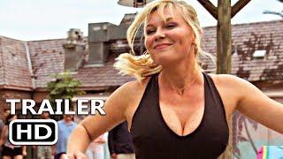 ON BECOMING A GOD IN CENTRAL FLORIDA Teaser Trailer (2019) Kirsten Dunst Series