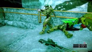 Halo 5 Guardianes - De regreso a Infección