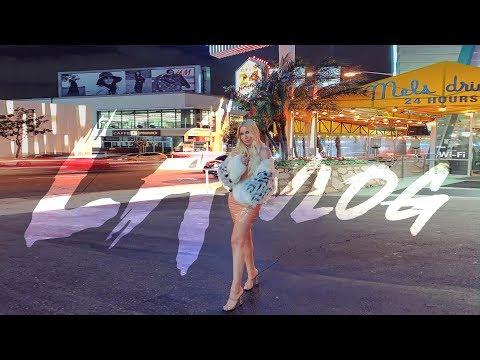 LA vlog 🇺🇸 Leyla Hajrovic