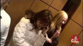 Elevator Fart Machine