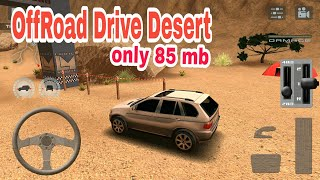 OffRoad Drive Desert download free, Apk + data.